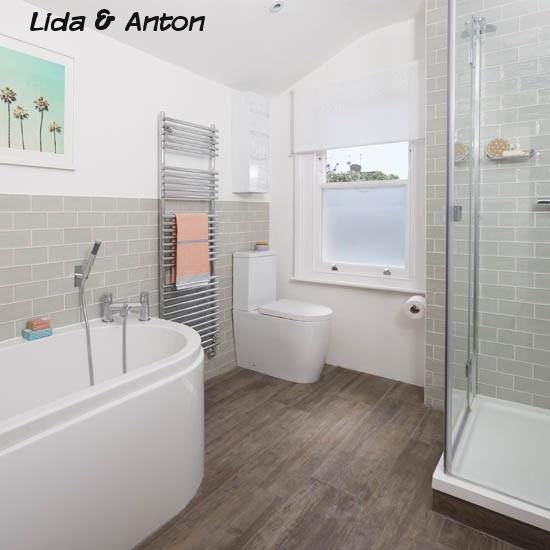 ванная комната модерн