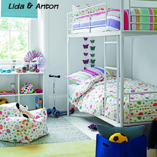 Как правильно подобрать интерьер детской комнаты?