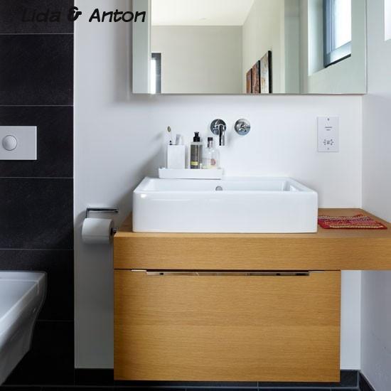 Особый дизайн ванной комнаты