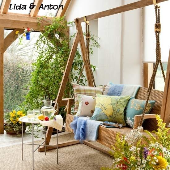 10 способов обновить свой зимний сад