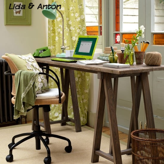 Рабочее место дома: организуем пространство!