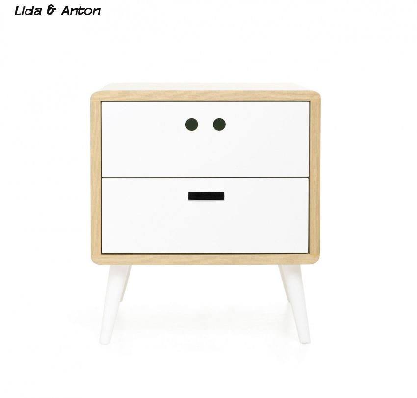 Приставной или прикроватный столик Марио