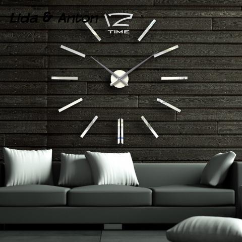 Настенные часы в стиле модерн