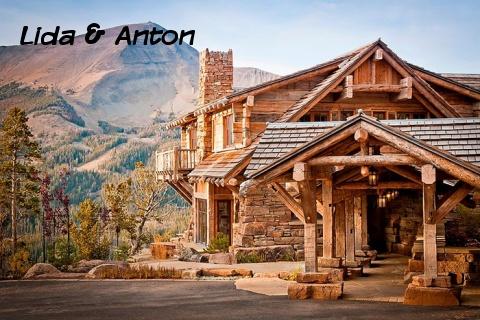 Дом на вершине холма