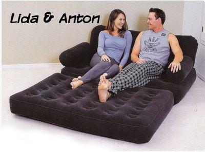 матрас диван надувной