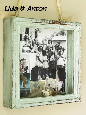 старое семейное фото