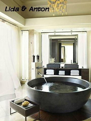 SPA ванная вашей мечты - полная чаша