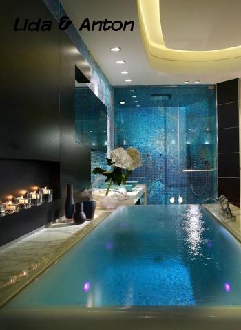 SPA ванная вашей мечты - морское джакузи